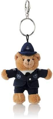 Harrods Policeman Bear Keyring