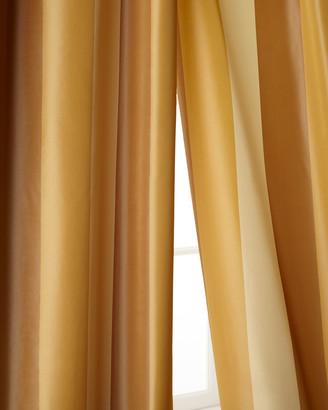 """Home Silks Each 108""""L Juniper Curtain"""