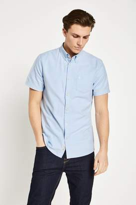 Jack Wills Stableton Short Sleeve Plain Shirt