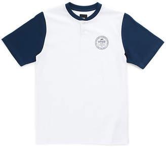 Boys Denton Henley T-Shirt