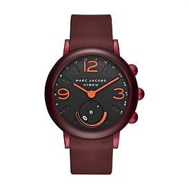 Marc by Marc Jacobs Riley Red Hybrid Smartwatch