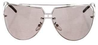 Jean Paul Gaultier Tinted Aviator Sunglasses