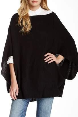 Portolano Cashmere Poncho Sweater