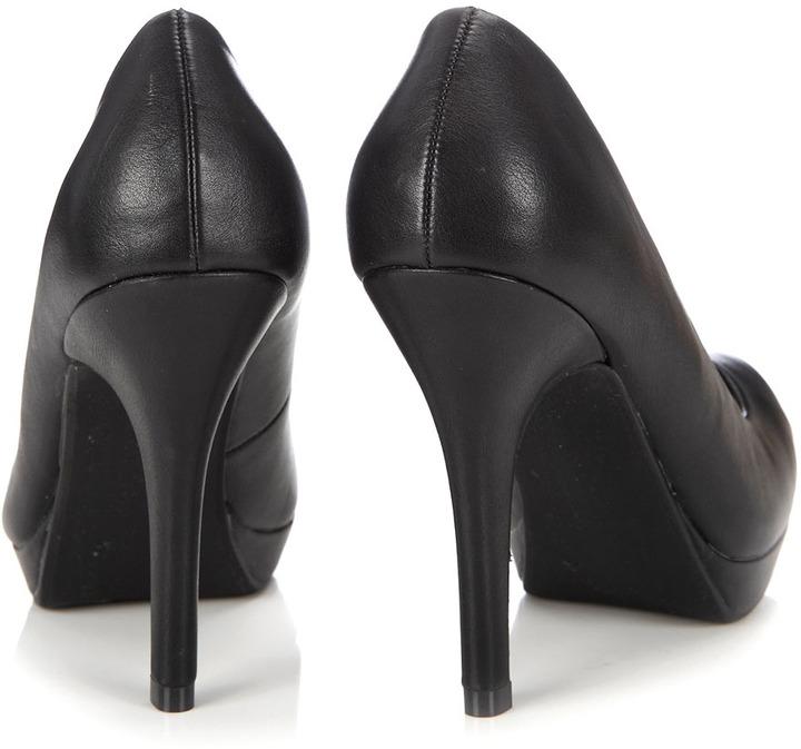 Wallis Black Platform High Heel