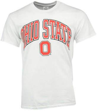 J America Men Ohio State Buckeyes Midsize T-Shirt