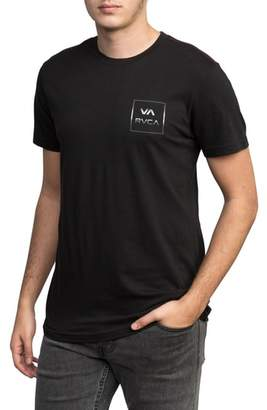 RVCA Down Pour Graphic T-Shirt