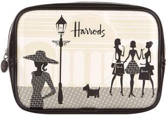 Harrods Knightsbridge Shopping Cosmetic Bag