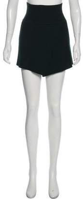Etoile Isabel Marant Wool-Blend Mini Skirt