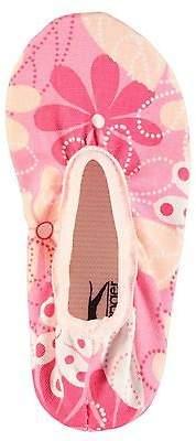 Slazenger Kids Canvas Gym Pumps Infants Shoes Textile Sports Training Elastic