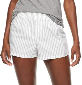 Apt. 9 Women's Bridal Boxer Shorts