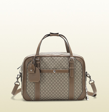 Gucci Briefcase With Laptop Compartment