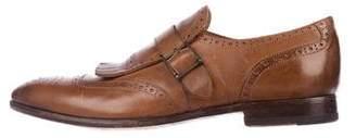 Paul Smith Leather Kiltie Brogues