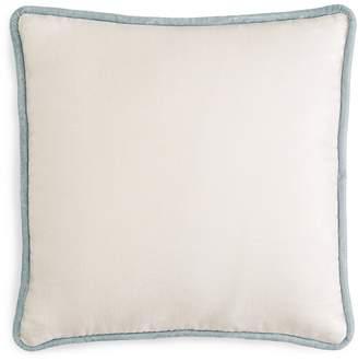 Kevin OBrien Kevin O'Brien Studio Metallic Linen Decorative Pillow, 18 x 18