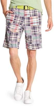 Tailor Vintage Patchwork Walking Shorts