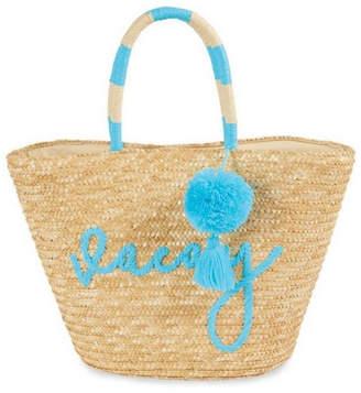 34ccc9c80ca4 Straw Beach Bags - ShopStyle Canada