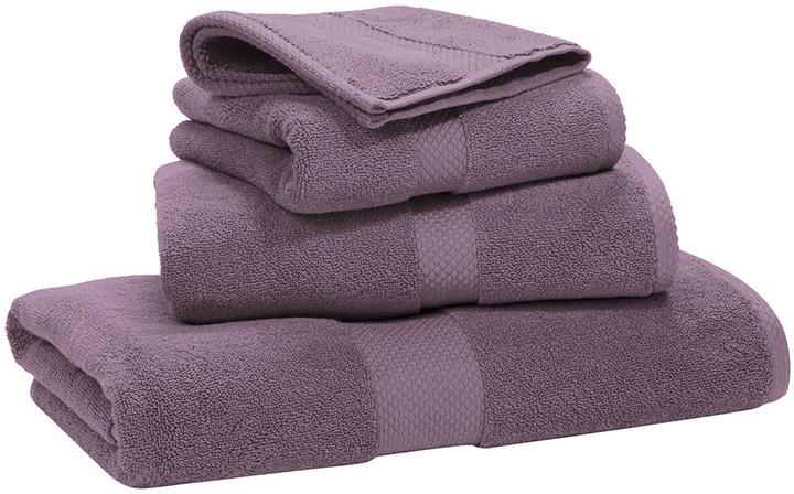 Avenue Towel - Amethyst - Hand Towel