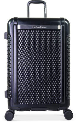 """Calvin Klein Driver 24"""" Expandable Hardside Spinner Suitcase"""