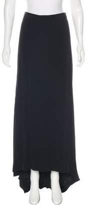 BLK DNM High-Low Maxi Skirt