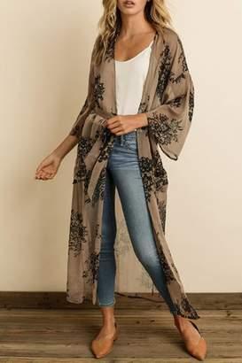Dress Forum Sheer Kimono