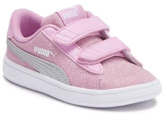3644a145d6e ... Puma Smash V2 Glitz Glam Sneaker (Toddler)