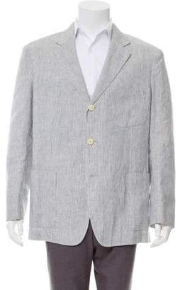 Loro Piana Linen & Silk-Blend Sport Coat