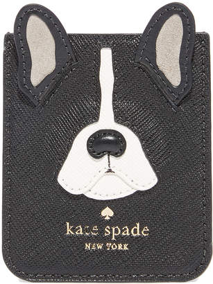 Kate Spade Antoine Applique Adhesive Phone Pocket