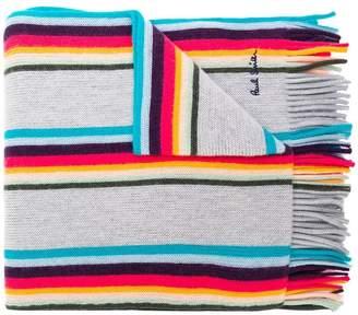 Paul Smith classic stripe scarf