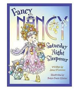 Harper Collins Fancy Nancy Saturday Night Sleepover