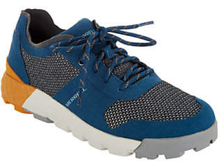 Merrell Mesh Lace-up Sneakers - Solo AC+
