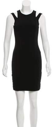 Rag & Bone Cutout Mini Dress