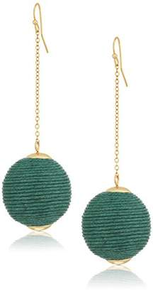 Shashi Lindsey Drop Earrings