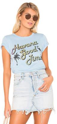 Junk Food Clothing Havana Good Time Tee