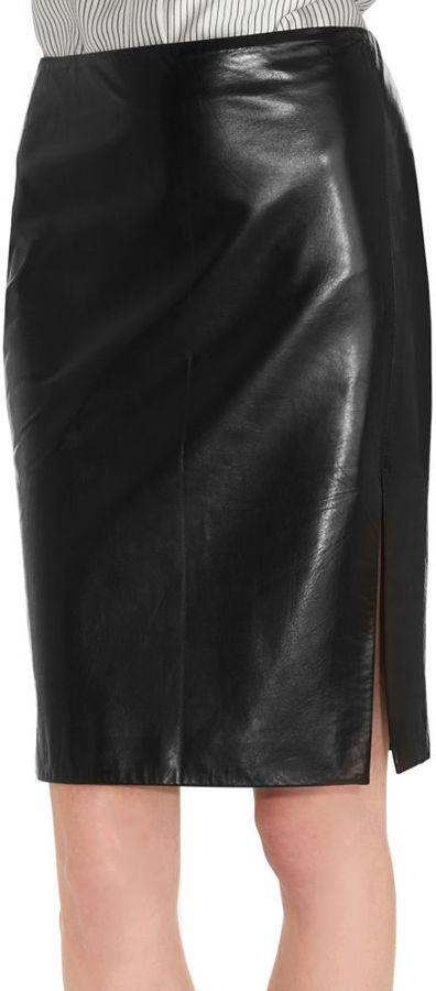 The Row Gabston Skirt