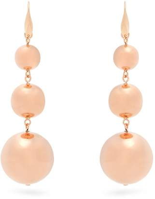 Isabel Marant Harvey triple sphere-drop earrings