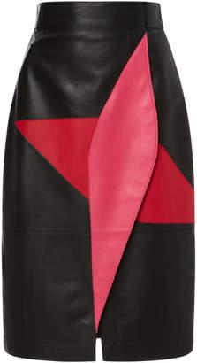 Akris Double Diamond Skirt