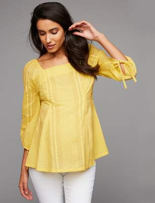 A Pea in the Pod Lightweight Maternity Top