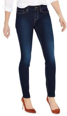 Levi's 711 Skinny Jeans in Indigo Rinse