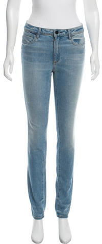 Alexander Wang Alexander Wang Mid-Rise Skinny Jeans w/ Tags