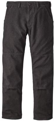 Patagonia Men's Iron Forge Hemp® Canvas Double Knee Pants - Long