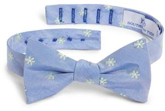 Southern Tide Cumberland Floral Cotton & Silk Bow Tie