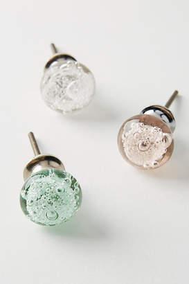 Anthropologie Glass Bubble Knob