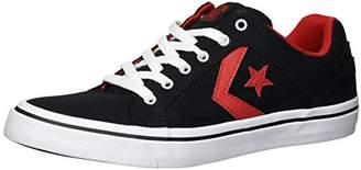 Converse EL Distrito Leather Low Top Sneaker Size