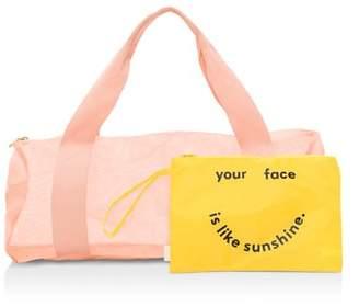 ban.do Sunshine Work It Out Gym Bag
