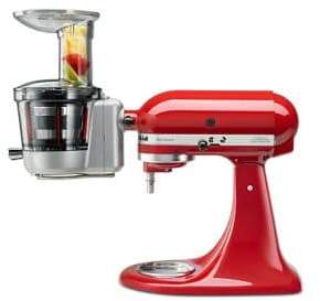 KitchenAid Juicer and Sauce Stand Mixer Attachment
