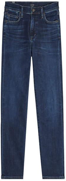 Cara Cigarette Ankle Skinny Jeans