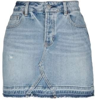 KENDALL + KYLIE Denim skirts - Item 42727683GQ
