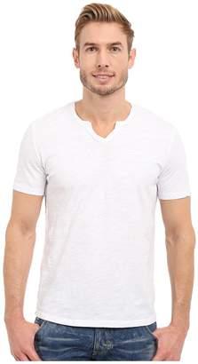 Mod-o-doc Topanga Short Sleeve Notch V-Neck Tee Men's T Shirt