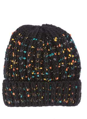 David & Young Nep Yarn & Knit Beanie
