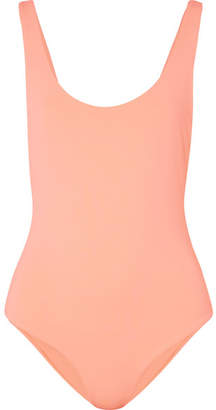 Mara Hoffman Mia Swimsuit - Peach