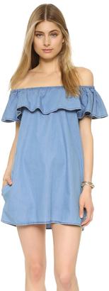 Sincerely Jules Fiona Bardot Dress $95 thestylecure.com
